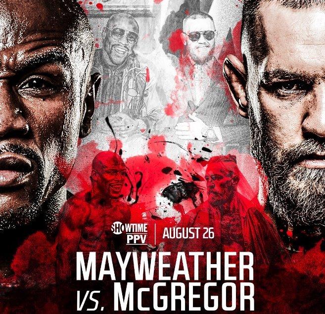 Mayweather vs. McGregor w PPV Cyfrowego Polsatu oraz Ipli