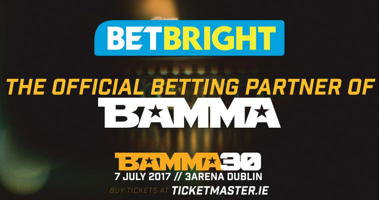 BAMMA podpisała umowę z BetBright