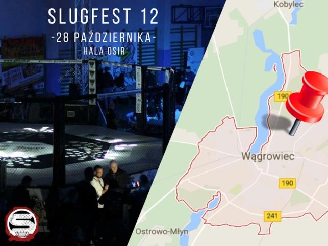 Dwunasta gala Slugfest zapowiedziana Slugfest 12