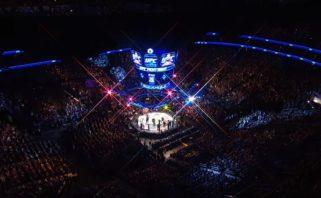 UFC UFC Fight Night 156 - widzowie i bonusy