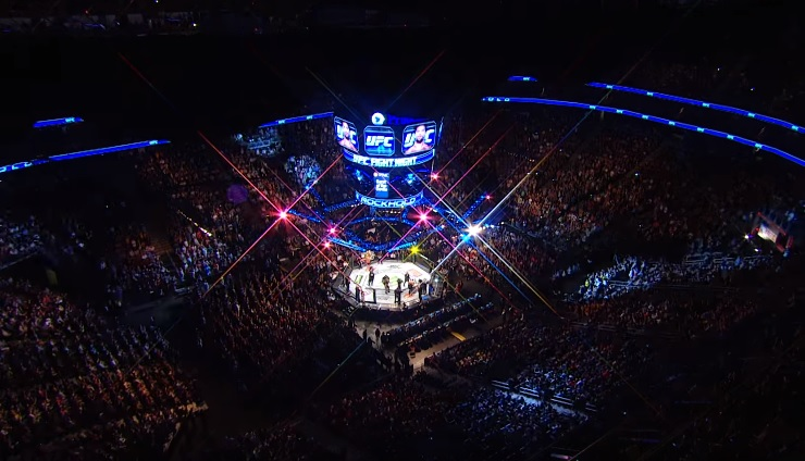 UFC migu