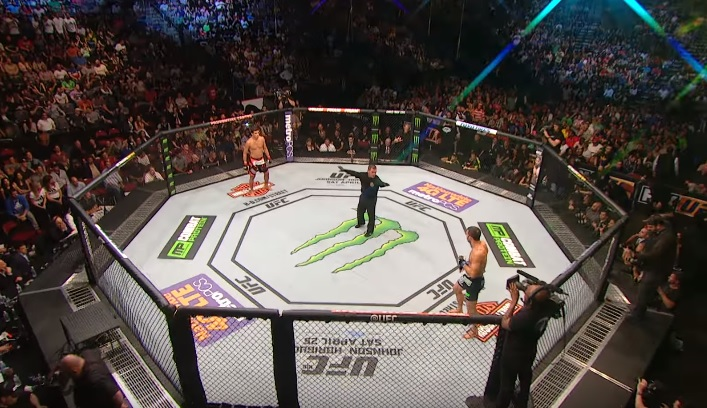 UFC uruchamia kanał telewizyjny w Rosji