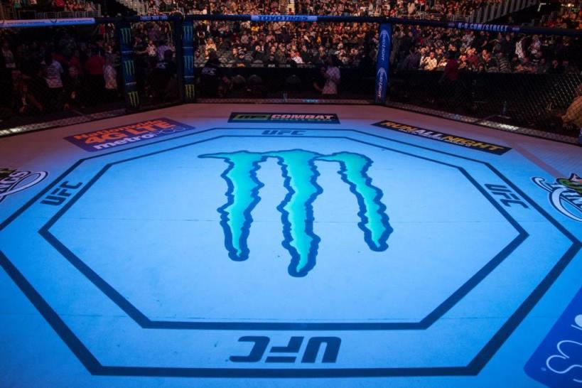 Nowe marki w klatce UFC