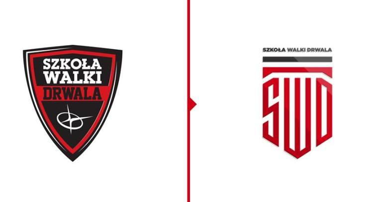 Szkoła Walki Drwala z nowym logo