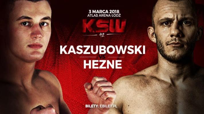 Dwóch nowych zawodników dołączyło do KSW