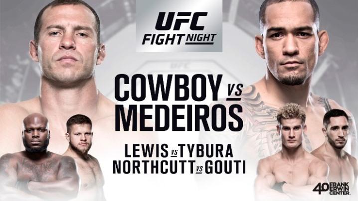 Transmisja UFC Fight Night 126