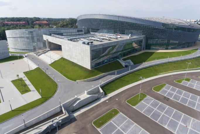 Arena Gliwice rozpoczyna działalność