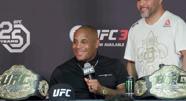 Emerytury i plany na koniec kariery w UFC