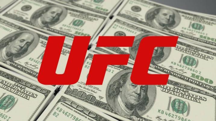 UFC 247 - wpływy z biletów, widzowie i bonusy