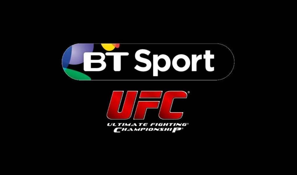 UFC wraca do BT Sport