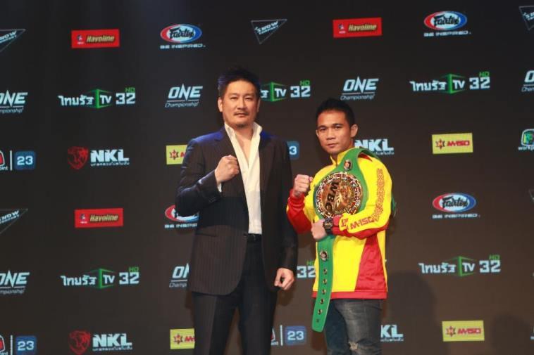 One Championship planuje działania w świecie boksu
