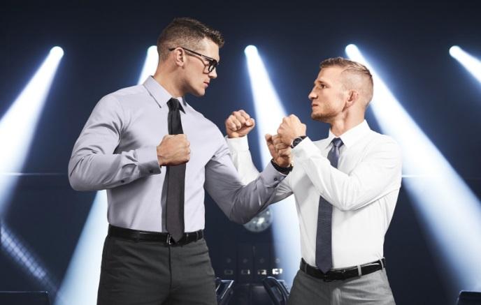 UFC rozpoczyna współpracę z marką odzieżową Van Heusen