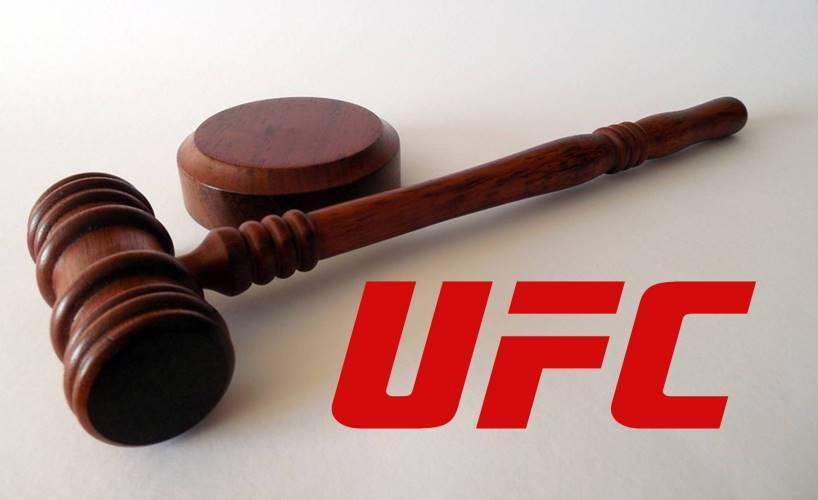 UFC przeciwne ujawnianiu zawodniczych kontraktów w sądzie