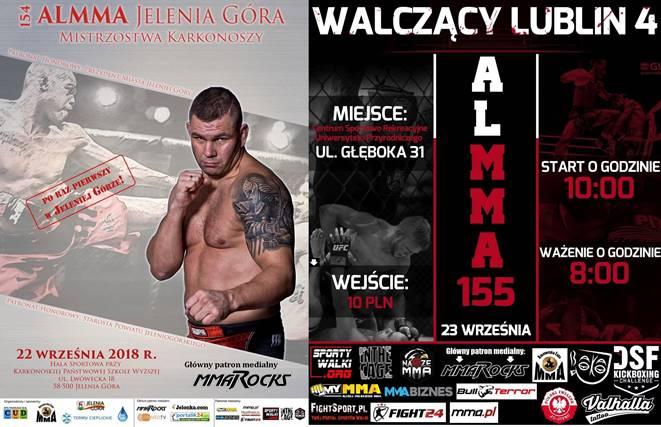 ALMMA 154 Jelenia Góra i ALMMA 155 Lublin