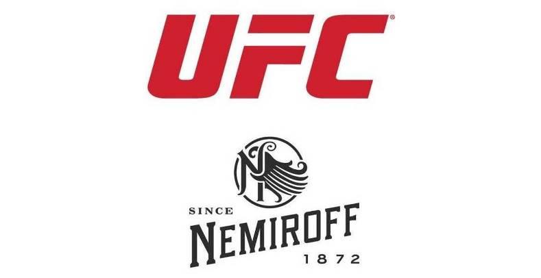 Nemiroff oficjalną wódką organizacji UFC