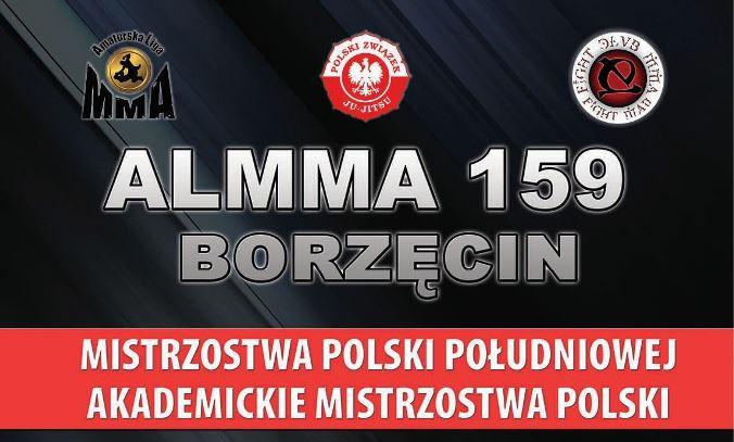 ALMMA 159 Borzęcin