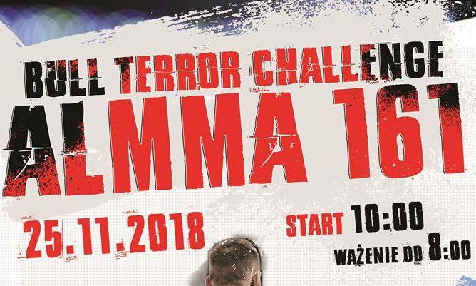 ALMMA 161 – Bull Terror Challenge