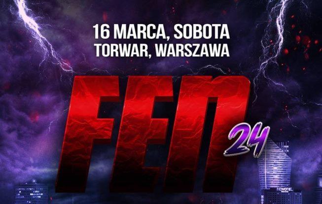 FEN 24 zapowiedziane - organizacja wraca do Warszawy