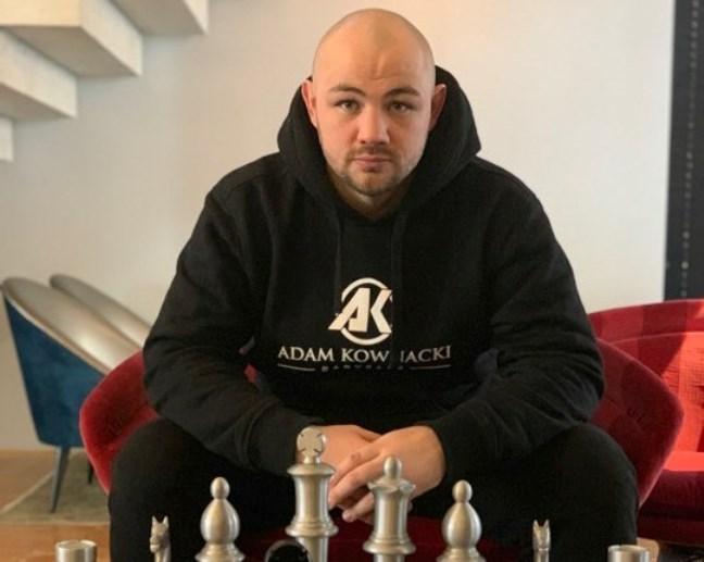 Adam Kownacki w Polsce i na UFC w Pradze