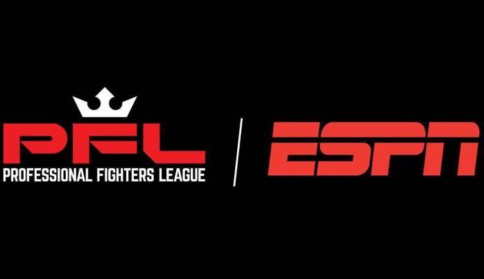 Professional Fighters League pod skrzydłami ESPN
