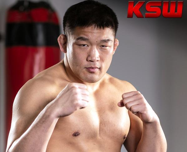 Satoshi Ishii podpisał kontrakt z KSW