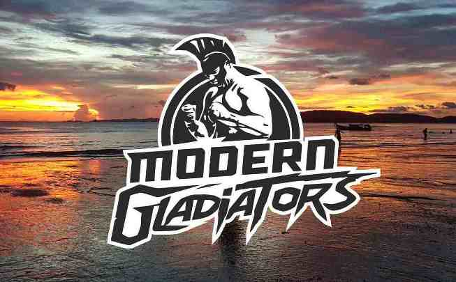 Modern Gladiators Combat Camp