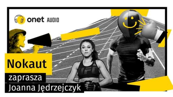 Podcast Joanny Jędrzejczyk w Onecie nokaut