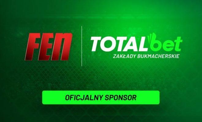 TOTALbet sponsorem FEN