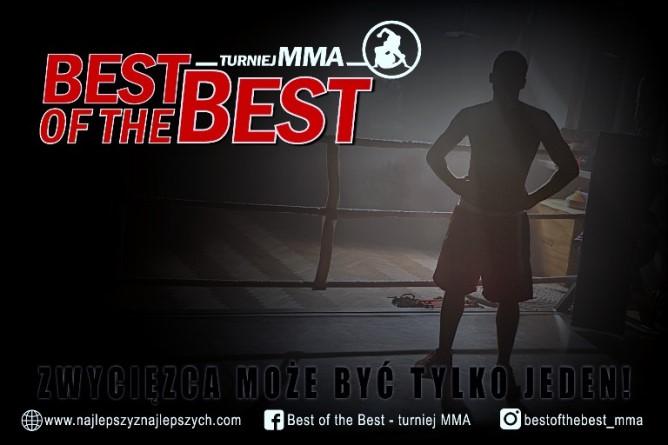 """Tymoteusz Łopaczyk w programie """"Best of the Best – Turniej MMA"""""""
